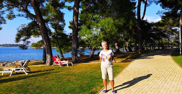 Хорватия отдых, Истрия. Море, чудесно, комфортно, удобно!