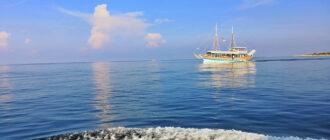 Хорватия, море, отдых