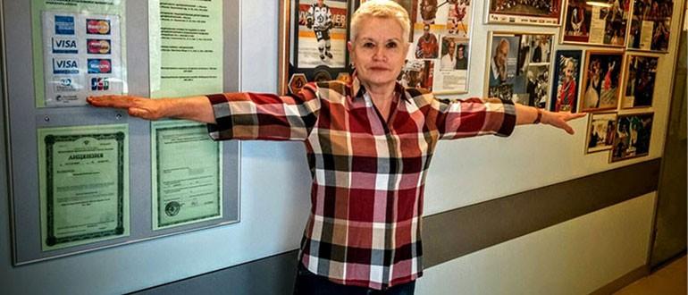 Перелом шейки плечевой кости и радость начала выздоровления