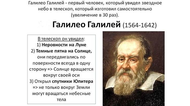 Флоренция Возрождения известные люди. Галилео Галилей