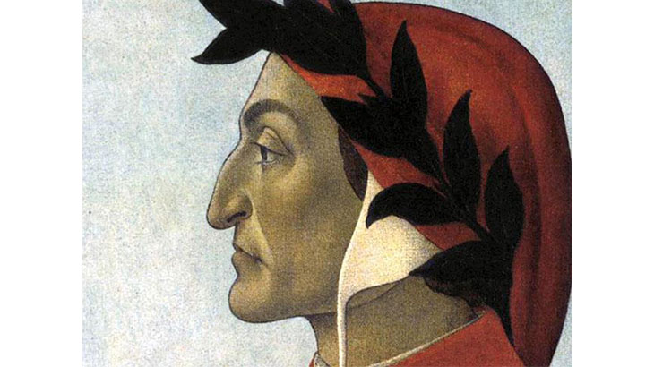 Флоренция Возрождения известные люди. Данте Алигьери