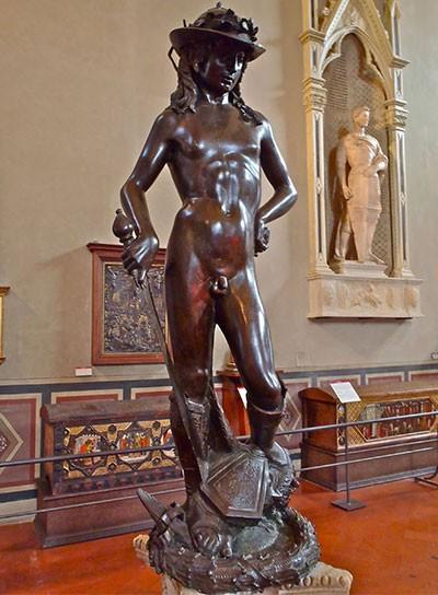 Флоренция Возрождения известные люди. Донателло