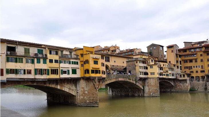 Флоренция, Золотой мост