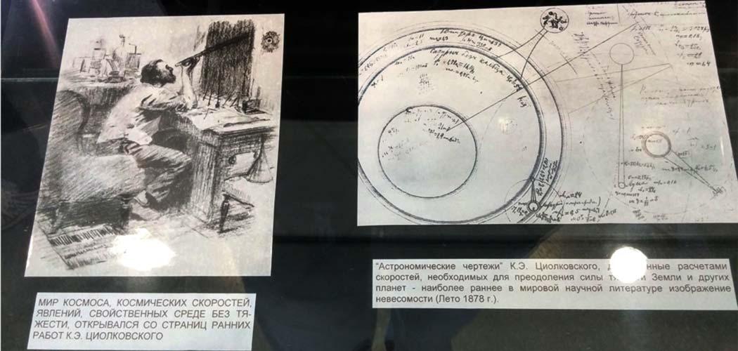 Так начинался наш космос. Астрономические чертежи.