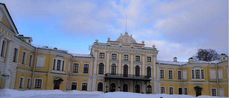 Путевой дворец в Твери — главная достопримечательность города