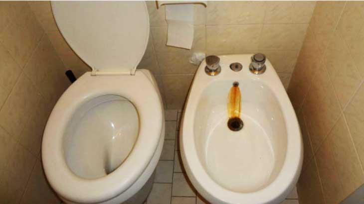 Отзыв об отеле «Eliseo 3* и санитарные приборы номера в реальности
